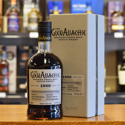 GlenAllachie 1989 / 30 years old #6116 45.7%