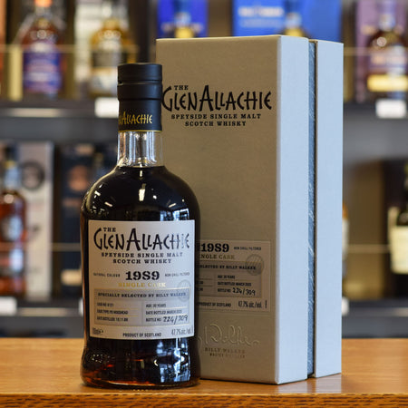 GlenAllachie 1989 / 30 years old #6121 47.7%
