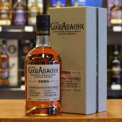 GlenAllachie 2005 / 15 years old #3756 60.7%