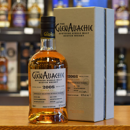 GlenAllachie 2008 / 12 years old #24882 58.2%