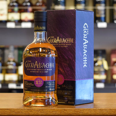 GlenAllachie 12 years old 46%