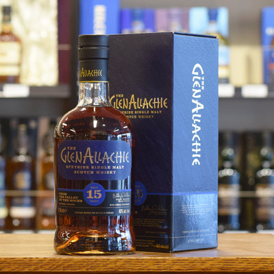 GlenAllachie 15 years old 46%