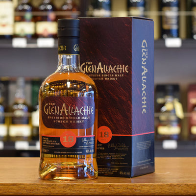 GlenAllachie 18 years old 46%