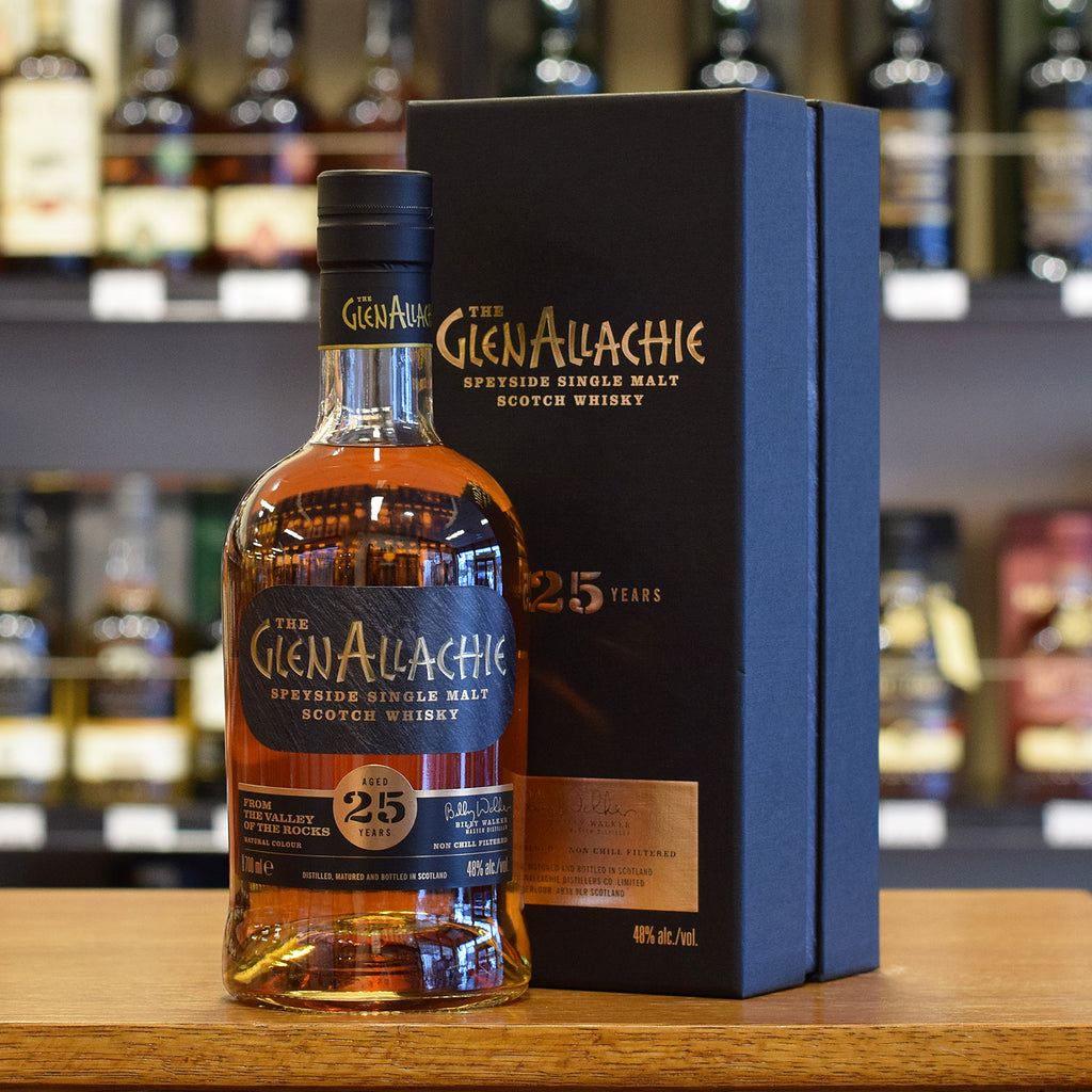 GlenAllachie 25 years old 48%