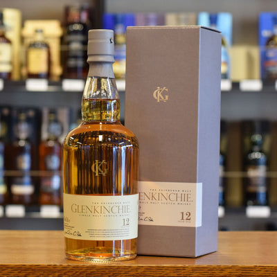 Glenkinchie 12 years old 43%
