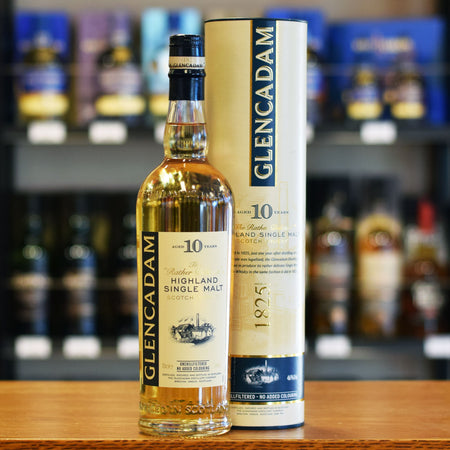 Glencadam 10 years old 46%