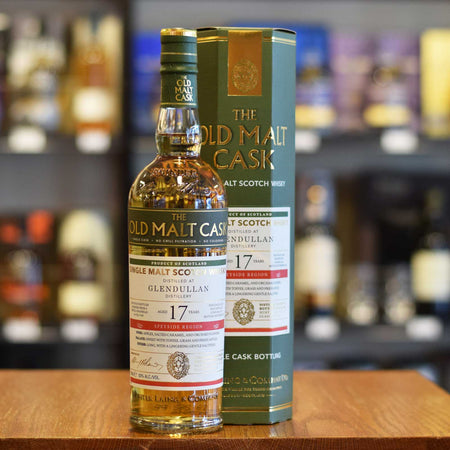 Glendullan 'Old Malt Cask' 2002 / 17 years old 50%