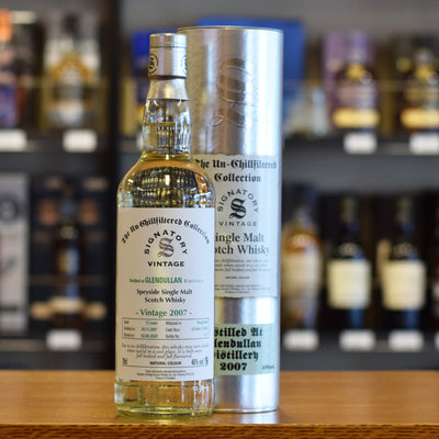 Glendullan 'Signatory' 2007 / 12 years old 46%