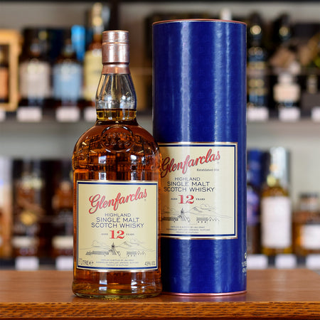 Glenfarclas 12 years old 43% 1 Litre