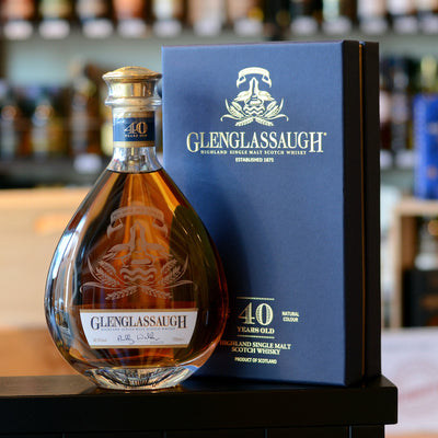 Glenglassaugh 40 years old 42.5%