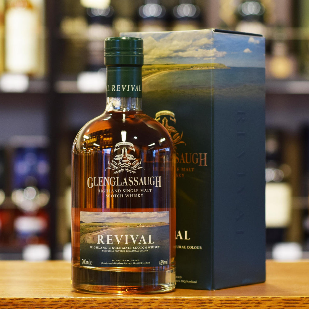 Glenglassaugh 'Revival' 46%