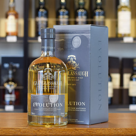Glenglassaugh 'Evolution' 50%