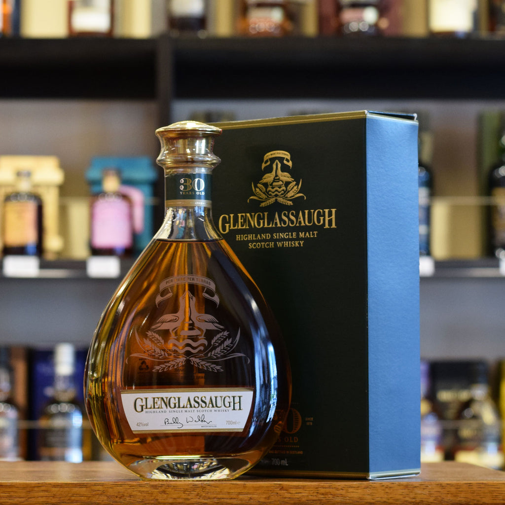 Glenglassaugh 30 years old 42%