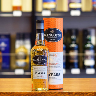 Glengoyne 10 years old 200ml 43%