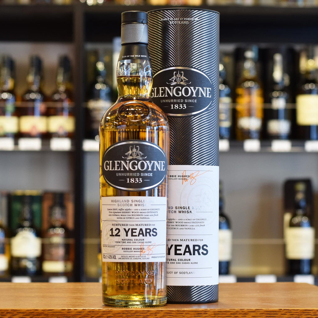 Glengoyne 12 years old 43%