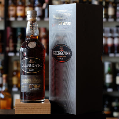 Glengoyne 25 years old 48%