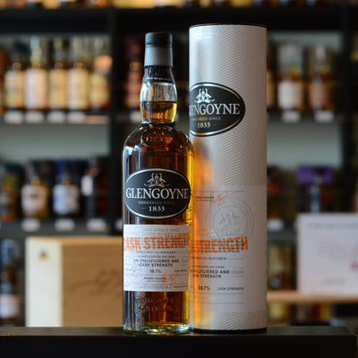 Glengoyne Cask Strength 58.8%