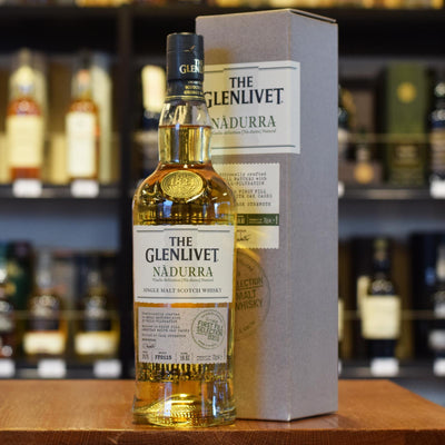 Glenlivet 'Nadurra' First Fill Selection Batch FF0115 59.8%