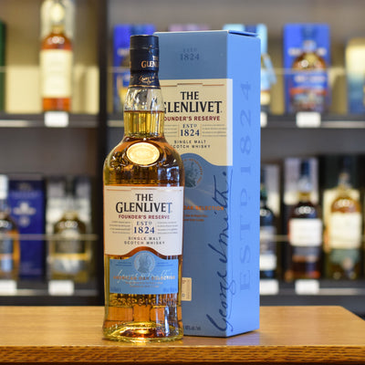 The Glenlivet 'Founder's Reserve' 40%