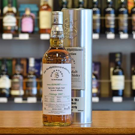 Glenlivet 'Signatory' 2007 / 12 years old 46%