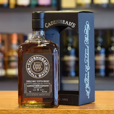 Glentauchers 'Cadenhead' 2010 / 9 years old 55.1%