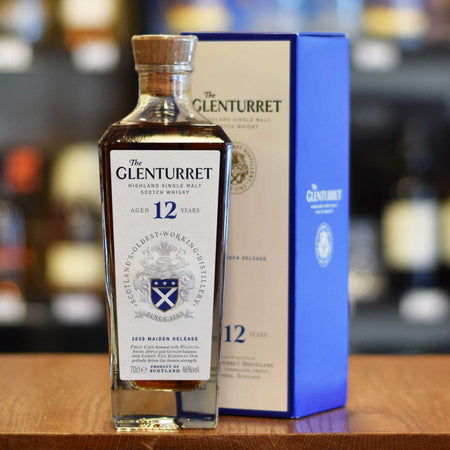 Glenturret 12 years old 46%