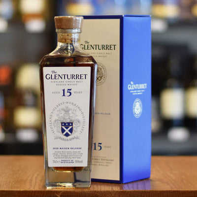 Glenturret 15 years old 55%