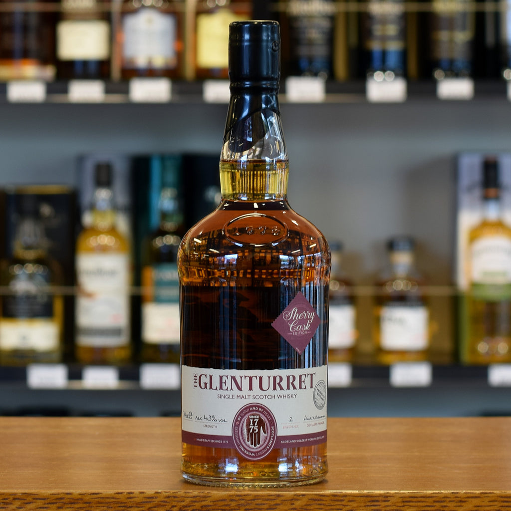 Glenturret 'Sherry Cask Edition' 43%
