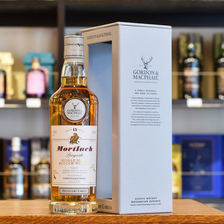 Mortlach 'Gordon & MacPhail' 15 years old 43%