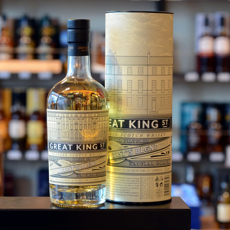 Great King Street by Compass Box Blended Scotch Whisky 43% 500ml