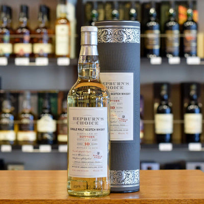 Dufftown 'Hepburn's Choice' 2007 / 10 years old 46%