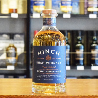 Hinch Peated Single Malt 43%