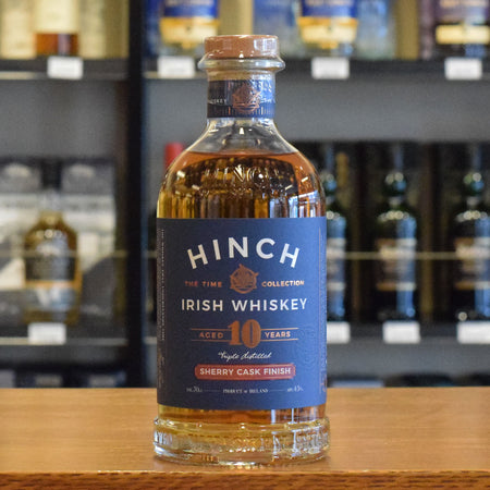 Hinch 10 years old Sherry Finish 43%
