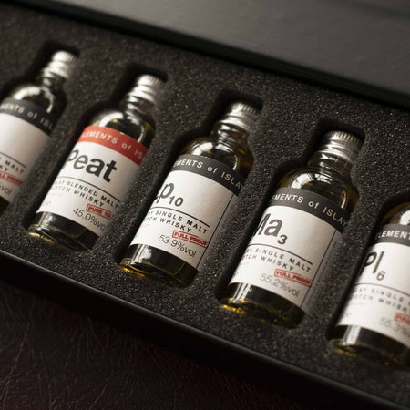Elements of Islay 'I Love Peat' Tasting Pack 5 x 30ml