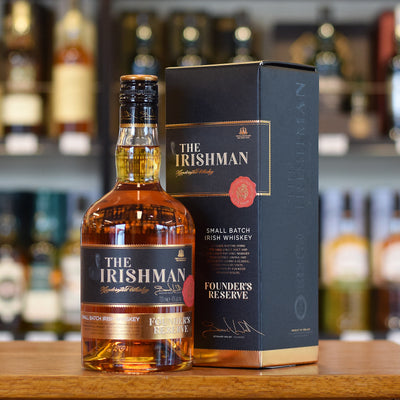 The Irishman 'Founder's Reserve' 40%