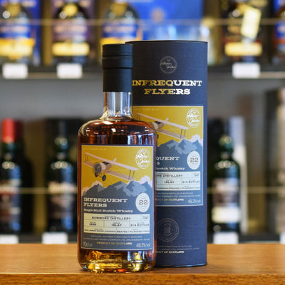 Bowmore 'Infrequent Flyers' 1997 / 22 years old 48.3%