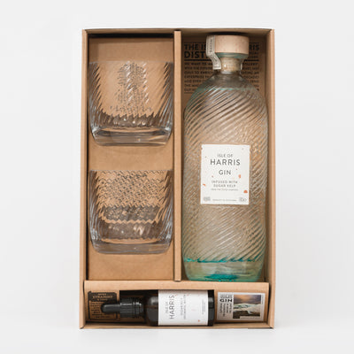 Isle of Harris Gin Serve Plus Gift Set 45%