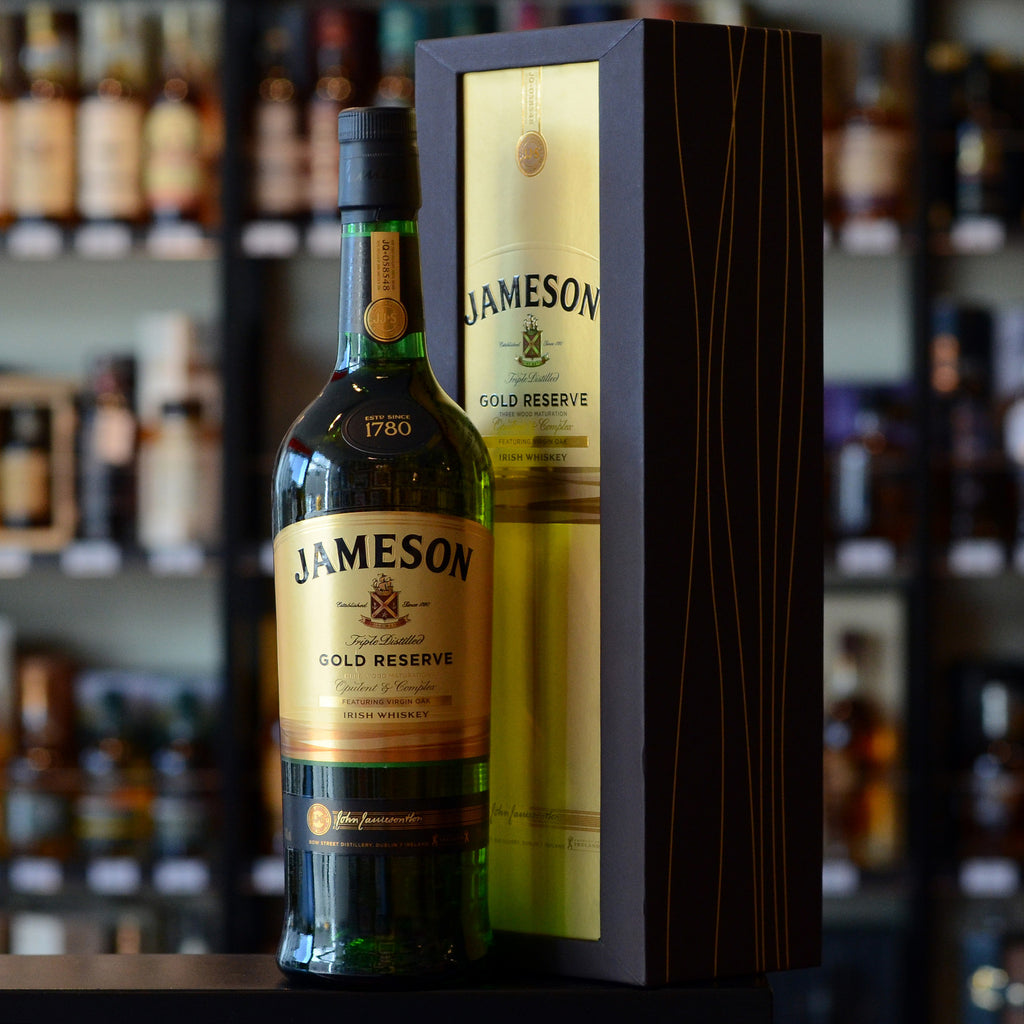 Jameson Gold Reserve Irish Whiskey 40%