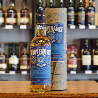 Jura 'Provenance' 2006 / 12 years old 48%