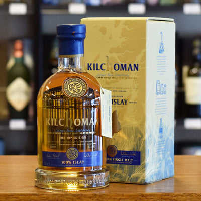 Kilchoman '100% Islay' 10th Edition 50%