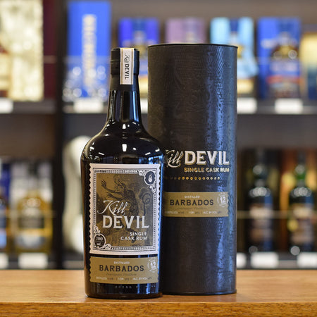 Kill Devil 'Barbados Four Square Distillery' 12 years old 46%