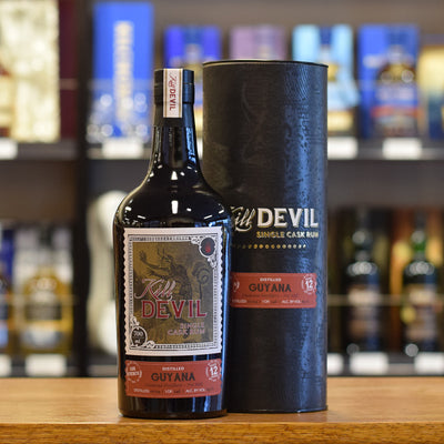 Kill Devil 'Guyana Diamond Pot Still' 12 years old 63.1%