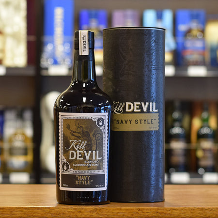 Kill Devil 'Navy Style' Rum Blend 57%