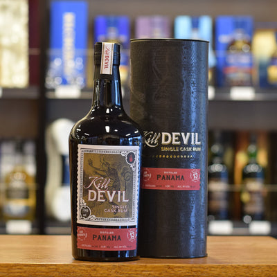 Kill Devil 'Panama Distillery' 13 years old 60.3%