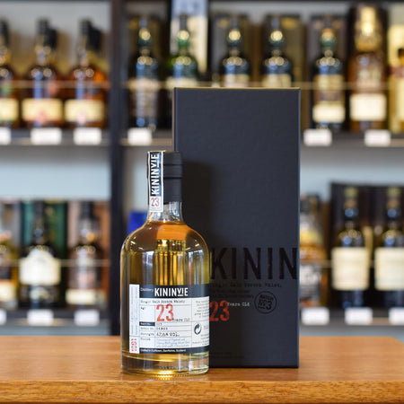Kininvie 23 years old 42.6% 350ml
