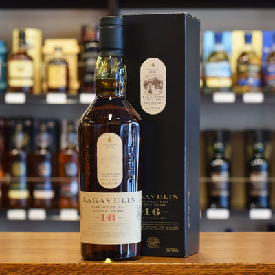 Lagavulin 16 years old 43%