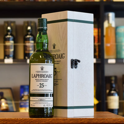 Laphroaig 25 years old 48.9%