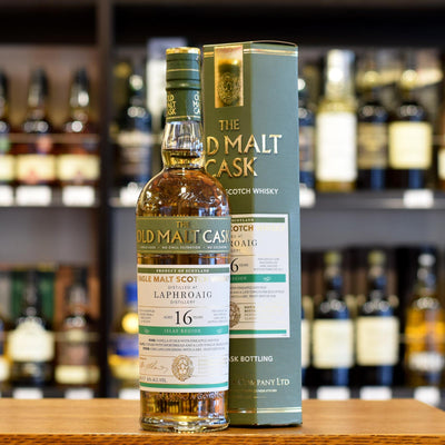 Laphroaig 'Old Malt Cask' 2001 / 16 years old 50%