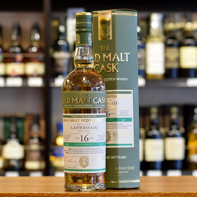 Laphroaig 'Old Malt Cask' 2000 / 16 years old 50%
