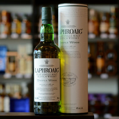 Laphroaig 'Triple Wood' 48%